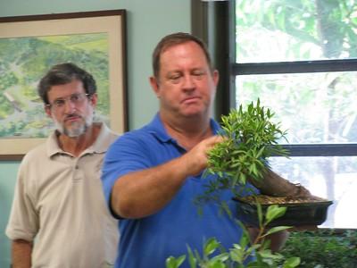 Mike Cartrett August 2009