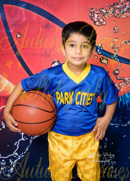 KB Blue Crushers - PCYMCA Basketball