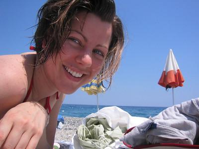 Road Trip to the Sea, Italia 2006