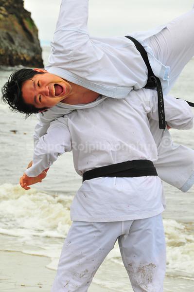 Santa Cruz Beach Training 2011
