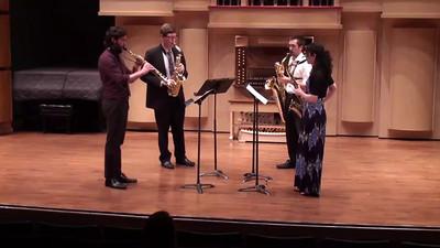 2014-04-27 - USC Saxophone Studio