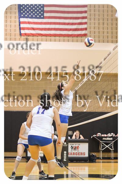 Mac Freshman Volleyball 2013