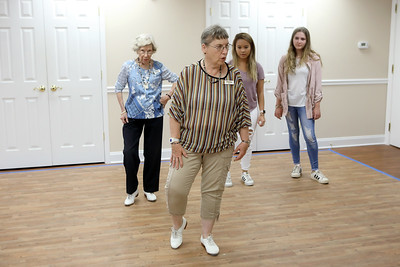2019 Carlyle Place Clogging