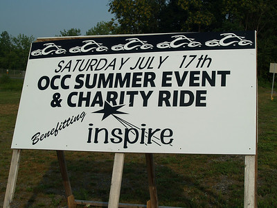 Orange County Chopper Charity Ride