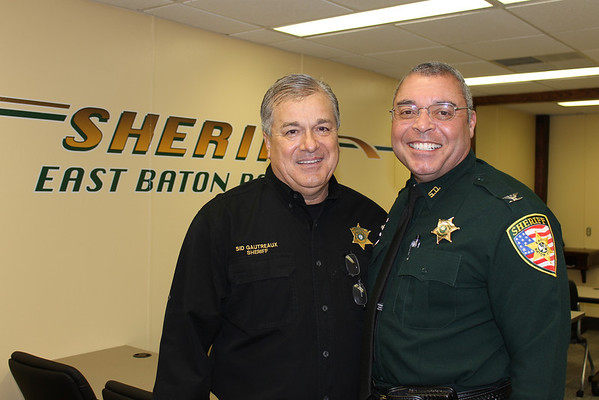 Sheriff Inaugurates New Substation