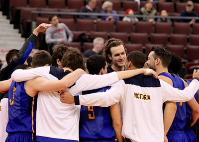 Game 9 Bronze Medal uVic v UA