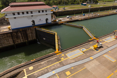 Panama Canal 2020