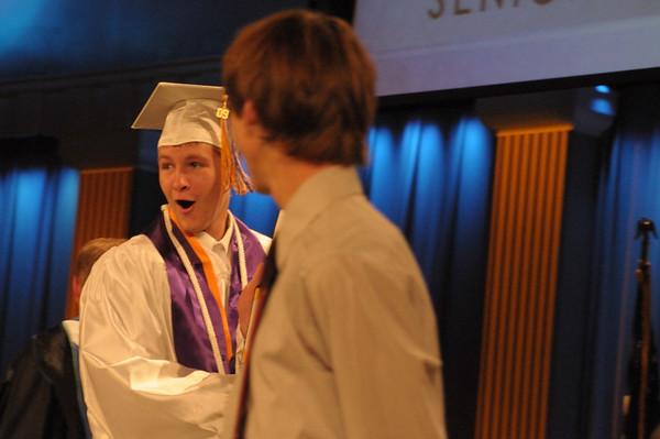 Meadowbrook Academy Class 2009 Graduation