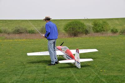 RC Flying - April 27, 2008