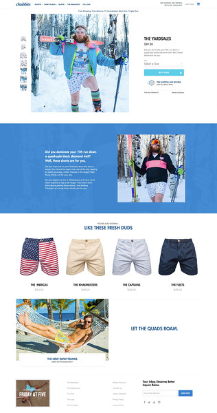 Chubbies Shorts | The Yardsales | Chubbies Snow Ski Shorts.jpeg