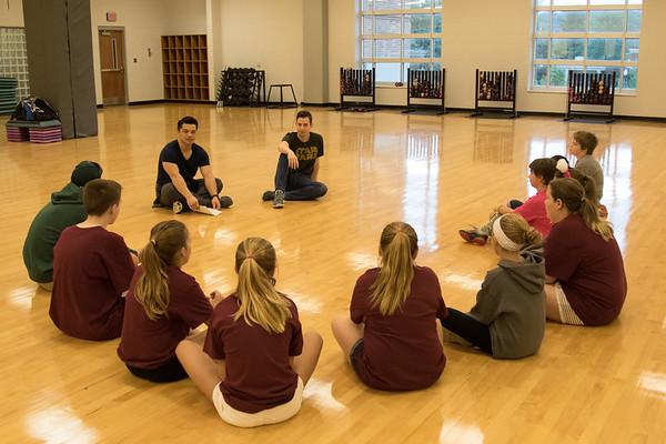 Broadway Master Class Workshops