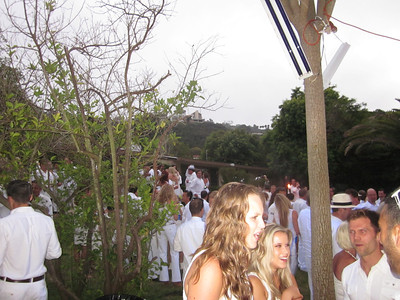 La Jolla White Party July 21, 2012