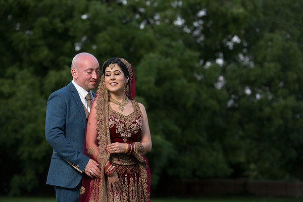 SUNITA & JAMES' WEDDING
