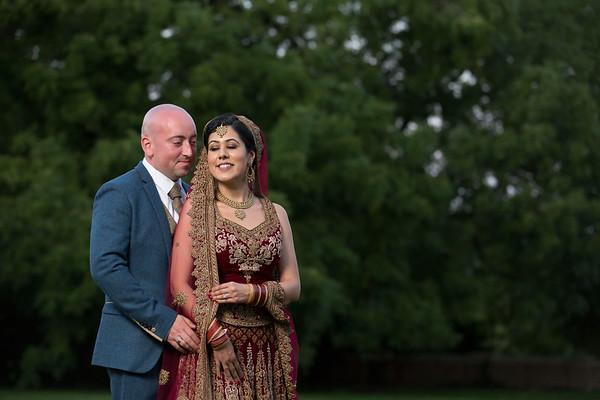 SUNITA & JAMES' WEDDING