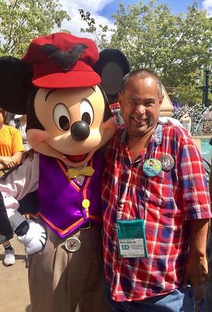 Disneyland #1742 (Sept 18-21)