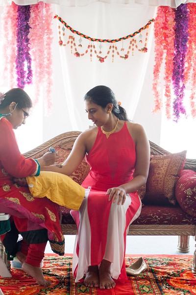 LeCapeWeddings Chicago Photographer - Renu and Ryan - Hilton Oakbrook Hills Indian Wedding - Day Prior  27.jpg