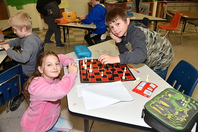 Fourth Grade Game Break photos by Gary Baker
