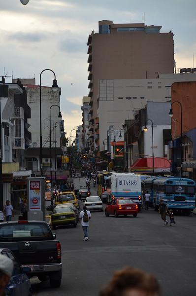 Costa Rica San Jose Puntarenas