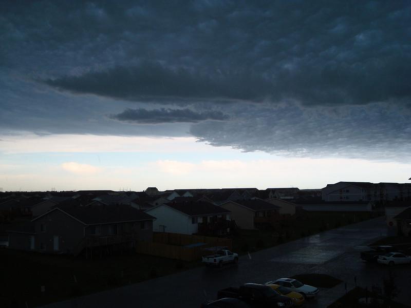 """Storm Clouds  """"It gon' rain!"""""""