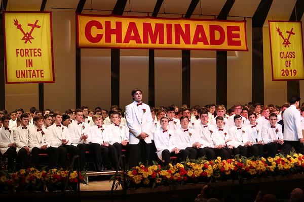 Chaminade 2019 Graduation