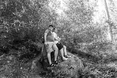 Hike in Lithia Park - June 24/18