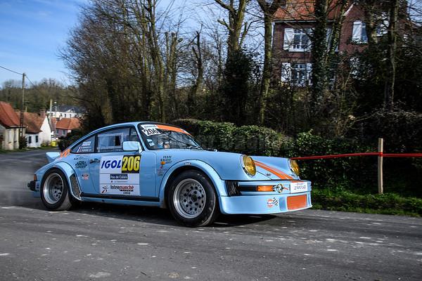 Rallye du Touquet Historique 2017