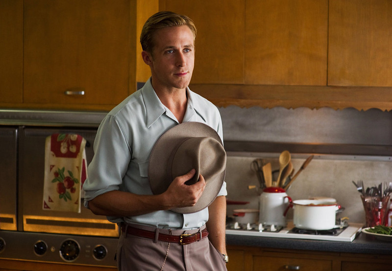 ". This film image released by Warner Bros. Pictures shows Ryan Gosling, as Sgt. Jerry Wooters in ""Gangster Squad.\"" (AP Photo/Warner Bros. Pictures, Wilson Webb)"