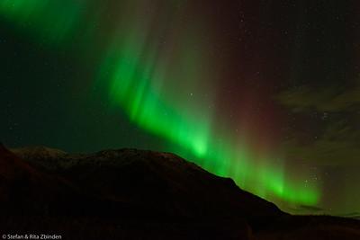 Iceland Fall 2013 Aurora Borealis