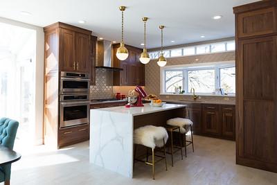 Walnut Kitchen Proofs - Next Project Studio