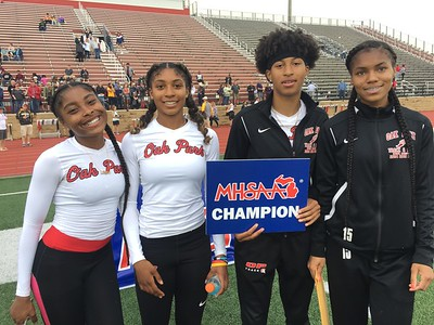 2019 MHSAA LP T&F Finals - DIVISION ONE (More coming soon)