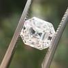 2.39ct Antique Asscher/Square Emerald Cut Diamond, GIA D/IF 6