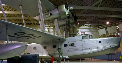 Biplanes at RAF Museum Hendon in 2007