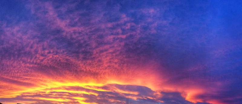 Sky fire