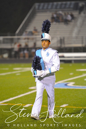 Band - Stone Bridge Homecoming 10.13.2017 (by Steven Holland)