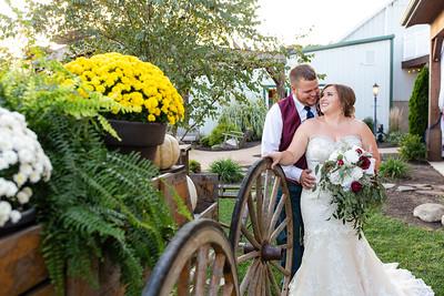 Miller/Henderson Wedding