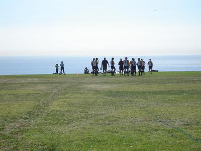 Ryan's Pepperdine Rugby Game