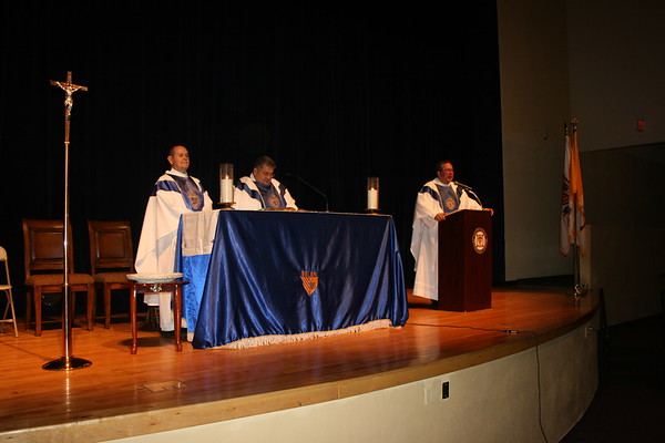 2012 Alumni Mass and Pin Ceremony