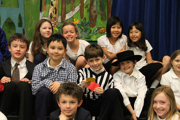 3rd Graders Tell Story of Portland