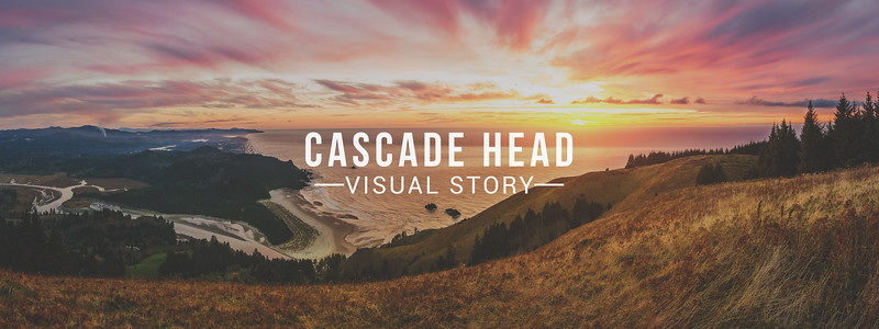 Cascade Head Visual Story
