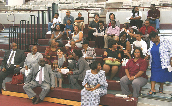 Pinning of New NCCU Eagles 2010