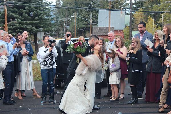Sadie and Kyle Wedding