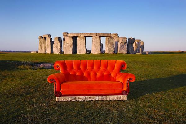 18/09/19 Friends Sofa Tour - Stonehenge