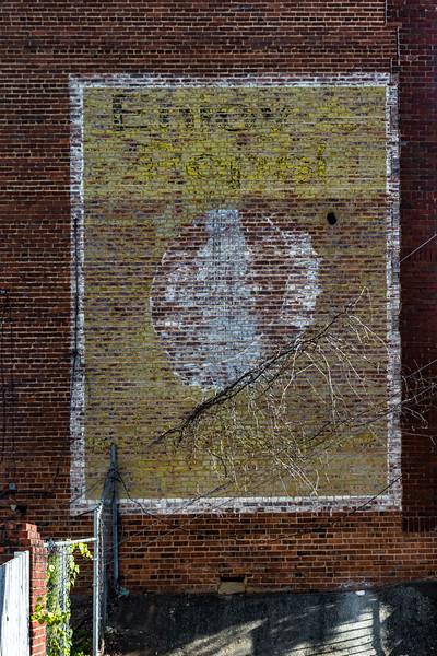 GA, Lincolnton - Pepsi Cola Wall Sign 06