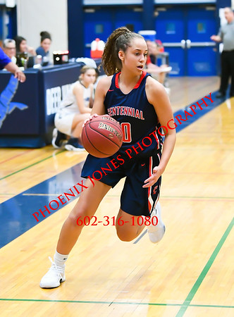 2017-18 - Varsity Girls Basketball