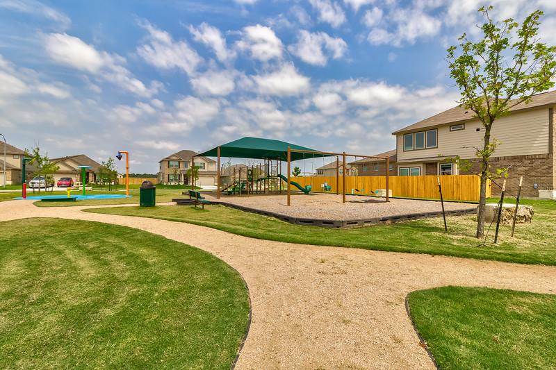 Neighborhood Park & Splash Pad