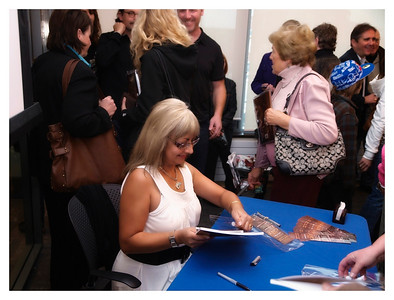 """Christine Cowley """"The Gift"""" Book Launch"""
