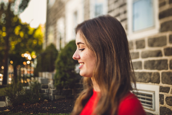 Senior Portraits | Emily