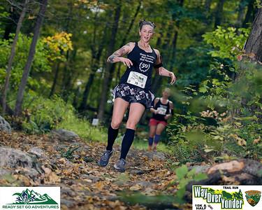 Part 2-Way Over Yonder 10K & Half Marathon Trail Run 10/11/20
