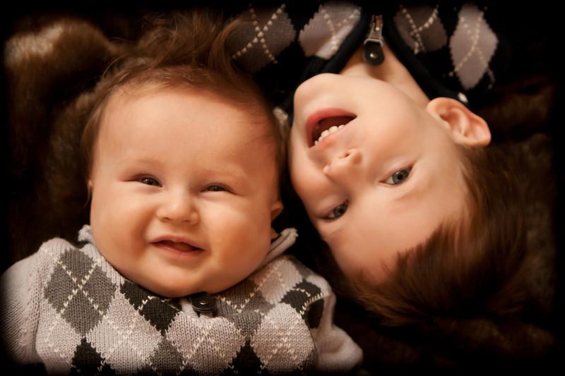 Horning Family Portraits