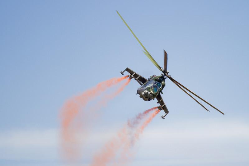 Mi-24 Hind (AČR)